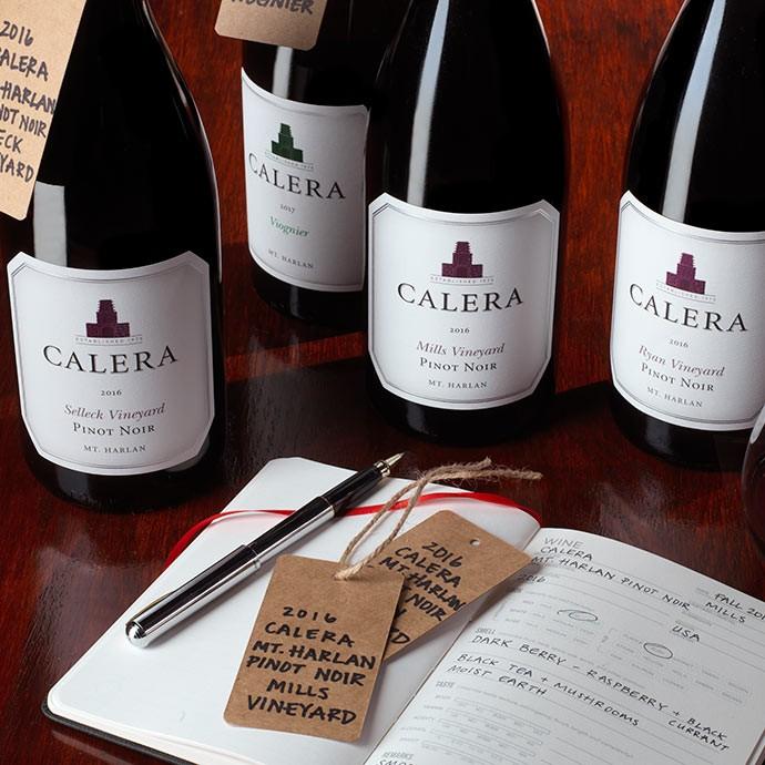 Mt. Harlan wines tasting notes